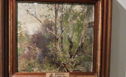 В Москве открылась выставка «Илья Остроухов: художник, коллекционер, музейщик»