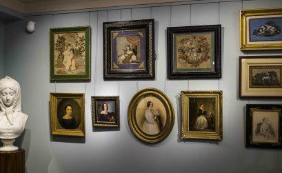 Экскурсия по новой экспозиции музея  Ивана Сергеевича Тургенева на Остоженке