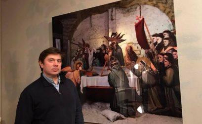 В венской «Gallery Karenina» открылась выставка работ одного из основателей современного украинского искусства Арсена Савадова «Take Shelter»
